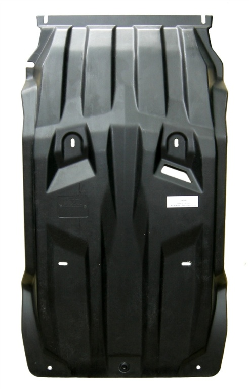 Защита картера двигателя\кпп\рк композит 10мм Mitsubishi Pajero Sport\L200,V-2,5TD 2008+. Цена 17 940 руб. | Offroad.su - все для внедорожника, пикапа и кроссовера