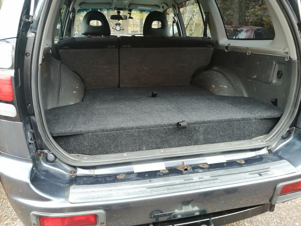 Органайзер для Mitsubishi Pajero Sport I (стандарт). Цена 12 000 руб. | Offroad.su - все для внедорожника, пикапа и кроссовера