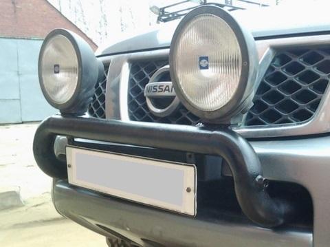 Кронштейн крепления оптики для Nissan Patrol Y61. Цена 6 380 руб. | Offroad.su - все для внедорожника, пикапа и кроссовера