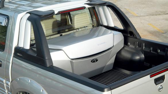 Ящик бокс Carryboy в кузов пикапа универсальный . Цена 30 600 руб. | Offroad.su - все для внедорожника, пикапа и кроссовера