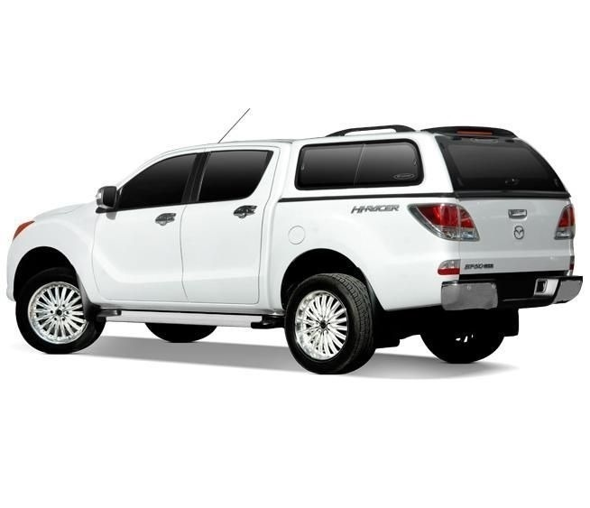 Кунг Carryboy для Ford Ranger T6/Mazda BT50 Pro Double Cab . Цена 115 820 руб. | Offroad.su - все для внедорожника, пикапа и кроссовера